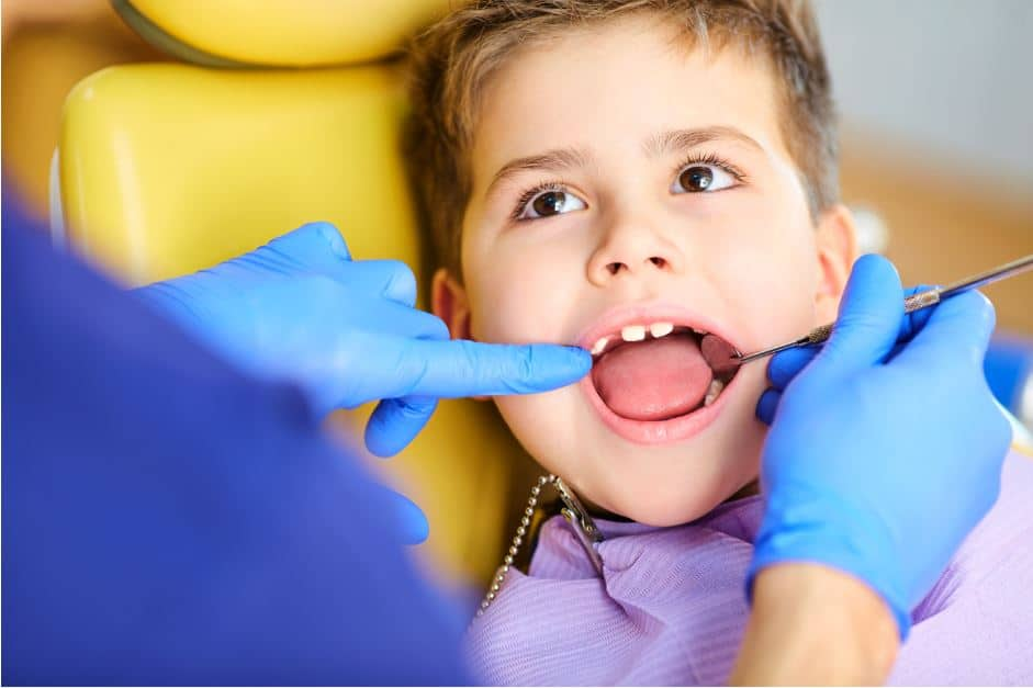 Should Kids Visit The Dentist As Often as Adults?